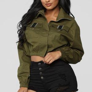 Jackets & Blazers - Armed Up Jacket